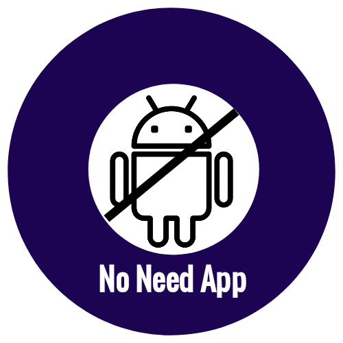 No Need Apps